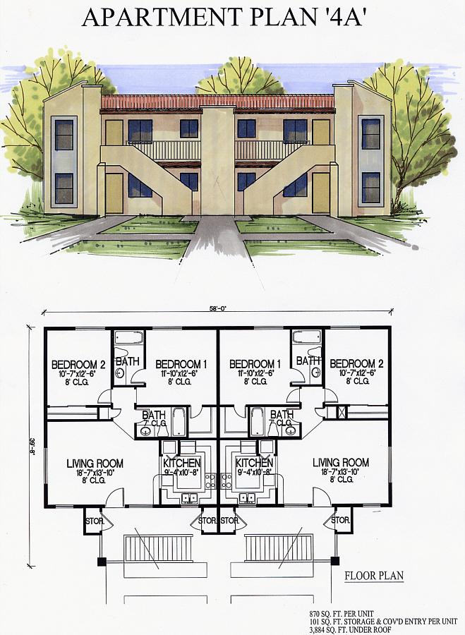 Plex Apartment Plans Plex Floor Plan Apartment