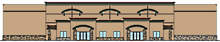 "Office/Warehouse Plan ""E"""