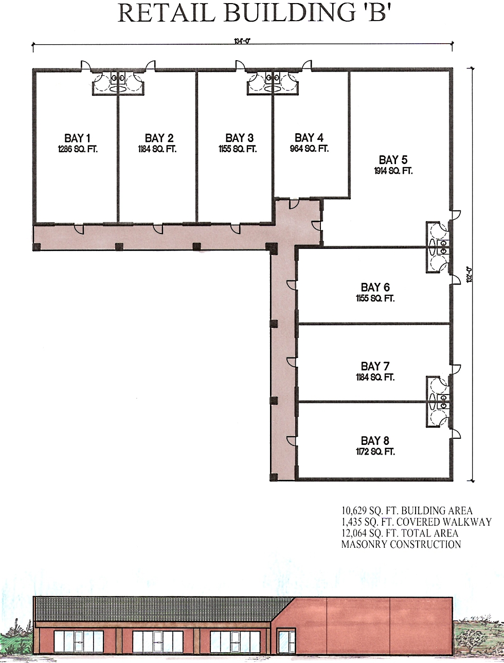 Retail plan b for Retail apartment plans
